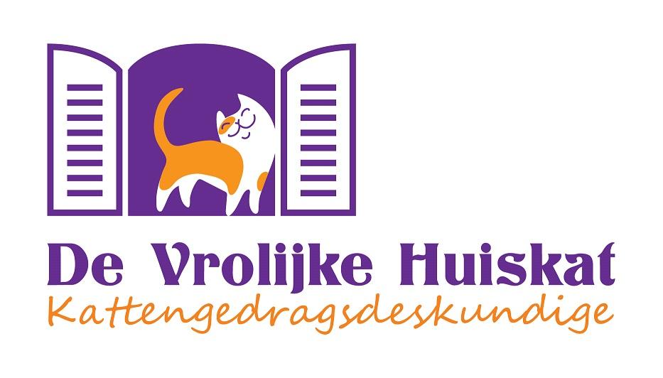 De Vrolijke Huiskat logo